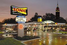 Happy Hour at Sonic is the best invention ever! Route 44 Cherry Limeade coming right up!