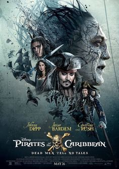 Pirates of the Caribbean: Dead Men Tell No Tales (2017/