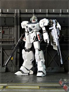 1/144 Jesta White Unicorn Custom