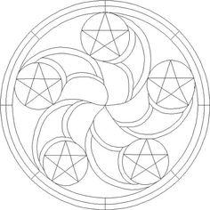 hex symbols free patterns | Free Patterns!