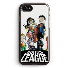 Dc Comics Justice League Chibi