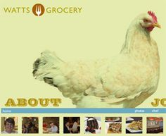 Watts Grocery (restaurant) in Durham, NC features farm-to-fork dining
