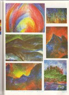 Tafel 32: Nordische Landschaftsstimmungen