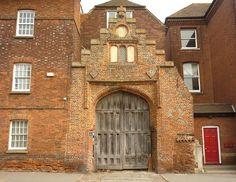 The Roper Gate - St. Dunstan's Street, Canterbury