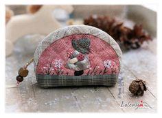 Gallery.ru / Purse 18 - Japanese patchwork - lolenya
