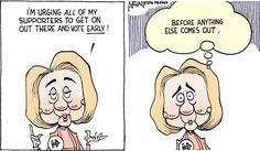 Editorial Cartoonist