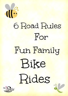 Have you tried a FAMILY bike ride yet?