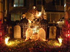 Inside my cemetery