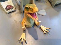 Unreleased Jurassic Park toy. #JurassicPark3 #toy Jurassic Park Toys, Dinosaur Stuffed Animal, Animals, Jurassic Park, Parks, Animales, Animaux, Animal, Animais