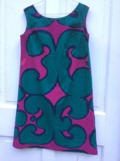 1960s Marimekko Dress