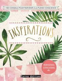 INSPIRATIONS - TERRES EDITIONS