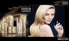 Loreal Serie Expert Absolut Repair Lipidium hair care