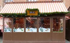 Oli's Kinderpost auf der Kinderweihnacht Nürnberg