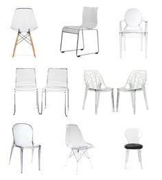 Sillas de oficina silla despacho c modas ebor juli for Sillas cocina transparentes