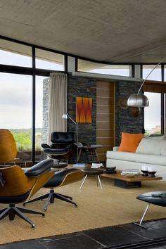 Casa cu design modern original: Psicomagia Residence in Uruguay 4