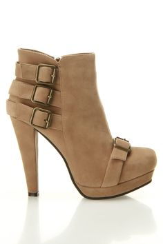 Nikki Bootie.. These are made for me.. Lol