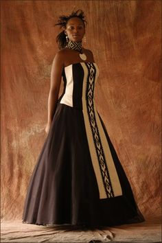 Traditional African Bridal Wear - each dress individually made to incorporate the culture and requirements of each bride. African Inspired Fashion, African Men Fashion, Africa Fashion, African Fashion Dresses, African Beauty, Ethnic Fashion, African Women, Ankara Fashion, African Wedding Attire