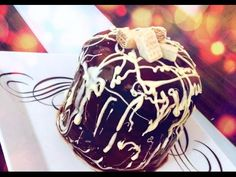 Passo-a-passo: mini panetone recheado com chocolate e nozes - YouTube