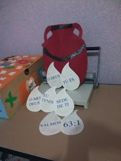 Carla artesanato em e.v.a: Escola Biblica Dominical