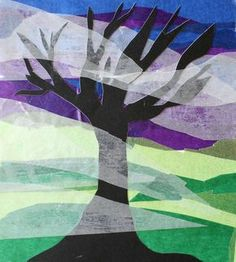 Baum im Nebel von Jenni (8)