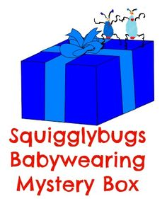 Squigglybugs Babywearing Mystery Box - 2 carriers