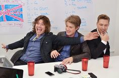 Hanson, then and now!!