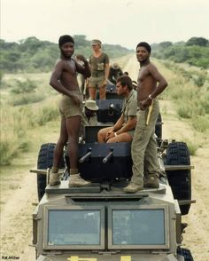 West Africa, South Africa, Army Day, Defence Force, Irish Wolfhound, Military Service, Modern Warfare, Zulu, Special Forces