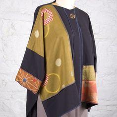Kabuki Patchwork Jacket