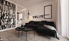 Salon styl Minimalistyczny - zdjęcie od ELEMENTY - Pracownia Architektury Wnętrz - Salon - Styl Minimalistyczny - ELEMENTY - Pracownia Architektury Wnętrz