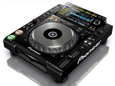 CDJ2000nexus: The Next Generation: Pioneer Reimagines DJ CD Player in Networked, Mobile Age of Software