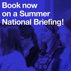 Book your place today at earlyexcellence.com/national-events/summer-national-briefings/ Events, Books, Summer, Happenings, Livros, Summer Recipes, Book, Libros, Summer Time