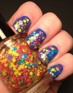 Amy's Nail Boutique - Happy Birthday!