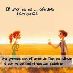 Que Dios nos de su amor para amar como él.... y asi hacer felices a los que mas amamos... :)
