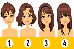 I'm not sure about you, but this is pretty accurate for me. The Length of Your Hair Reveals More About Your Personality Than You Think brightside.me I'm not sure about you, but this is pretty accurate for me. Heatless Hairstyles, Messy Bun Hairstyles, Cute Girls Hairstyles, Medium Hair Cuts, Short Hair Cuts, Medium Hair Styles, Short Hair Styles, Hair Blog, Shoulder Length Hair