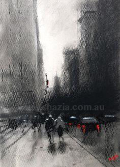 Paintings - Shazia Imran