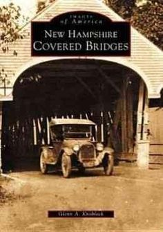 New Hampshire once had nearly four hundred covered bridges, most of which unfortunately are no longer in existence. Some of them were railroad bridges and, although often viewed as charming relics of