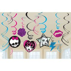 Monster High Stickers Monster High Party Monster High And