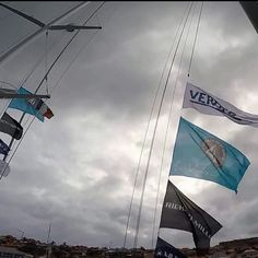 Preparing trolleys, taking measurements, #rig pulls, winch improvements, halyard upgrades, rod replacements... the list goes on!  Footage of #MaxiYacht #SYAragon #racing in the 6th edition of the #StBarthsBucketRegatta... #RiggingInPalma‬ www.rsb-rigging.com
