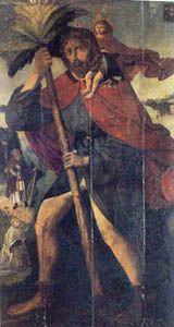 Salamanca: Catedral Vieja. La imagen de la izquierda pertenece al tríptico de la Virgen de la Rosa de Fernando Gallego, pintado entre 1470 y 1473.   El lienzo de la derecha se atribuye a un discípulo de Fernando Gallego, pintado en 1512. Está sobre la tumba de Don Alonso Gómez de Paradinas, que lo mandó pintar.