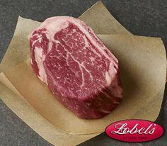 USDA Prime Dry-Aged Bone-In Filet Mignon - Buy online at Lobel's