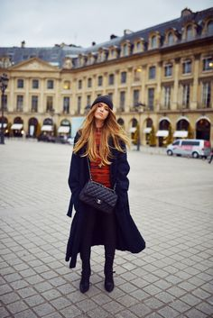 beanie with cool outfit