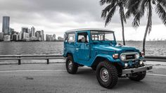 Toyota's 40 Series Land Cruisers come back to the States - https://carparse.co.uk/2016/09/05/toyotas-40-series-land-cruisers-come-back-to-the-states-2/