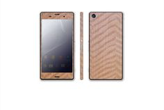https://flic.kr/p/wJF8Ke | Tiger Stripe Teak | Sony Xperia Z3 T-Mobile D6616 or International Dual Sim D6633 Now available for purchase!!  Click the link below to make your purchase: www.stickerboy.net/pages/sony-xperia-z3-skin-series