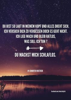 """Jennifer Rostock - Schlaflos """