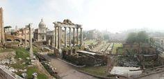 foro romano antigua grecia