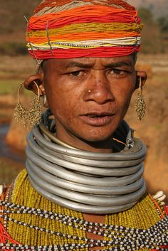 South Asia/Indian subcontinent : Bonda people