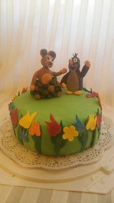 Krecik Cake