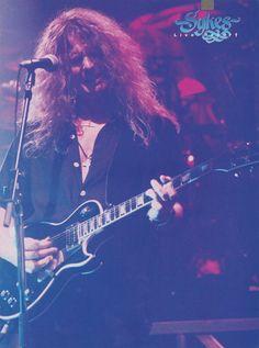 John Sykes (September/1995/Guitar)