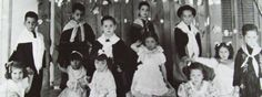 """1948. Se inagura el primer jardin de infantes de la provincia de Buenos Aires. Se inicia en edificio de la calle Lavalle 274. En ese momento un diputado de la Pcia. de Buenos Aires realizó todas las gestiones para que fuera posible. Fue nombrado como Jardín de Infantes Nº 901 """"Merceditas de San Martín""""."""
