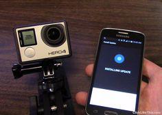 How to Update Your GoPro Hero4 Firmware. http://clicklikethis.com/update-gopro-hero4-firmware/ #gopro #goprotips #goprohero #goprohero4 #video #photography #photographytips #photographyblog #clicklikethis